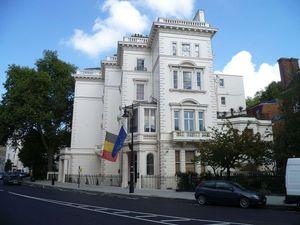 Chauffeur pour ambassades, consulats et services administratifs