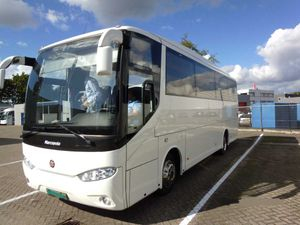 Location autocar avec chauffeur privé professionnelle en Belgique